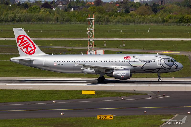 Niki - A320 - OE-LEE (1)