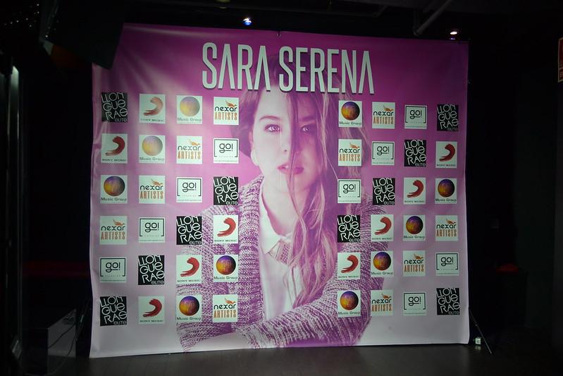 Presentación de Sara Serena