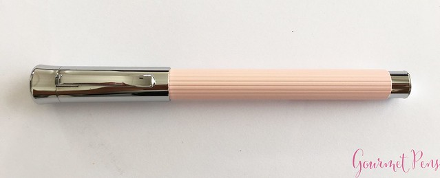 Review Graf Von Faber-Castell Tamitio Fountain Pen @PenBoutique 3