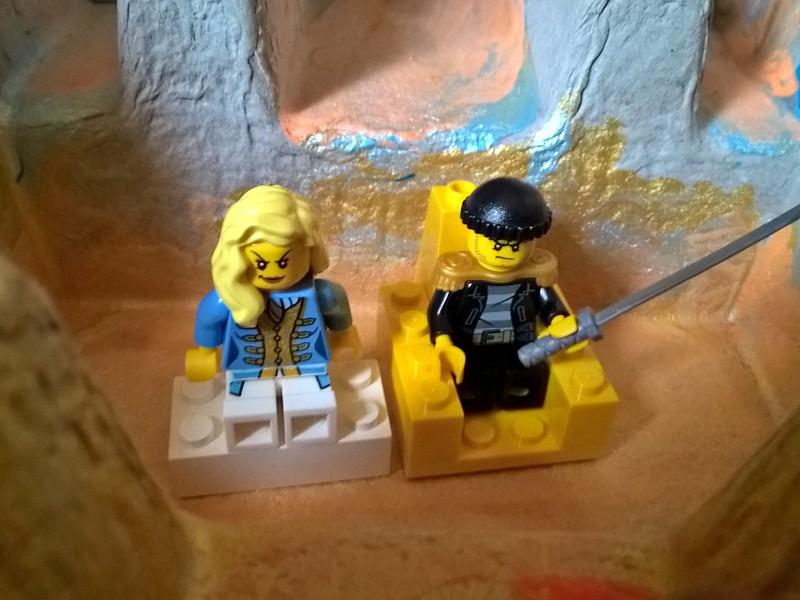 Criminal king and Couple