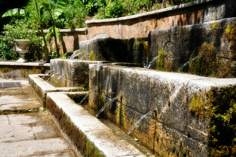 Fountain @ Mt. Hope Chronicles