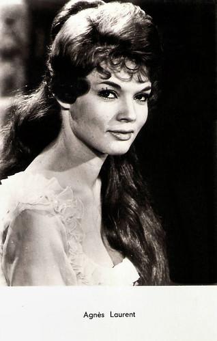 Agnès Laurent in Amours célèbres (1961)