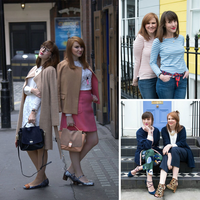 10 Preppy Style Fashion Bloggers You Should Know | Felicity & Lauren - Pretty Posh Oh My Gosh!