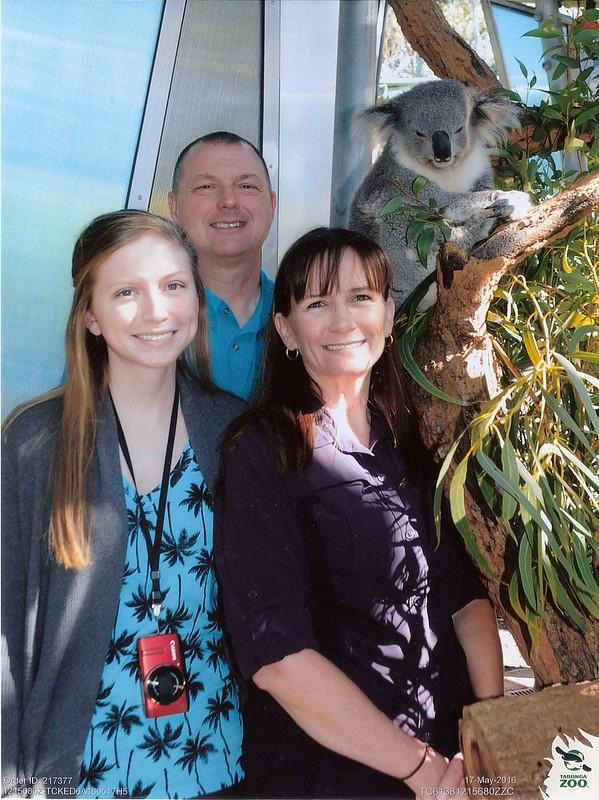 2016 - Sydney Zoo