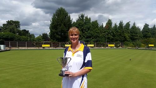 County singles winner 2016