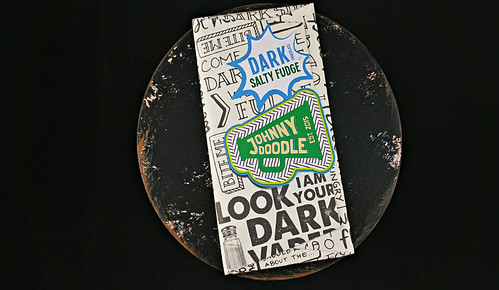 Johnny Doodle Dark Chocolate Sulty Fudge