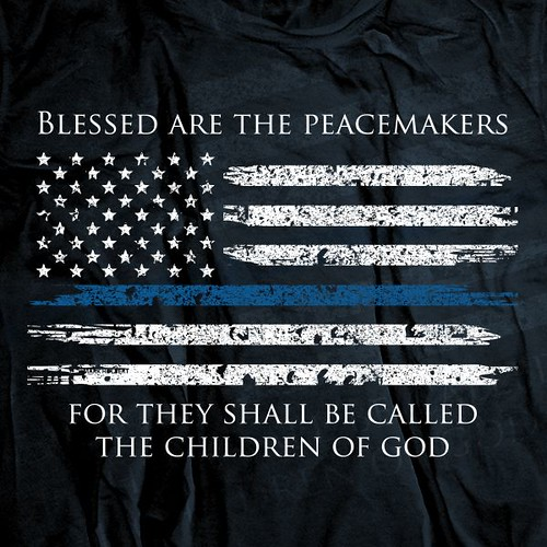 Thin Blue Line Peacemakers