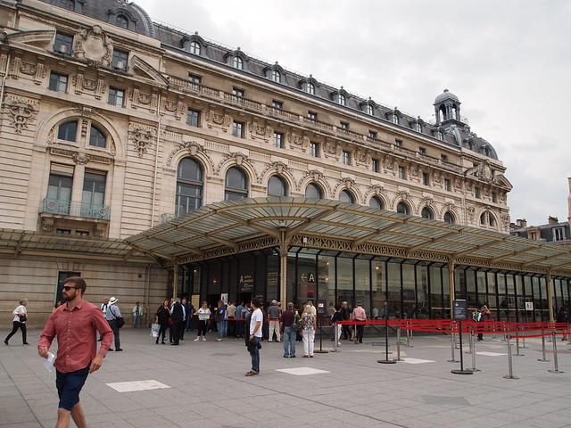 P5281878 Musée d'Orsay オルセー美術館 paris france パリ フランス