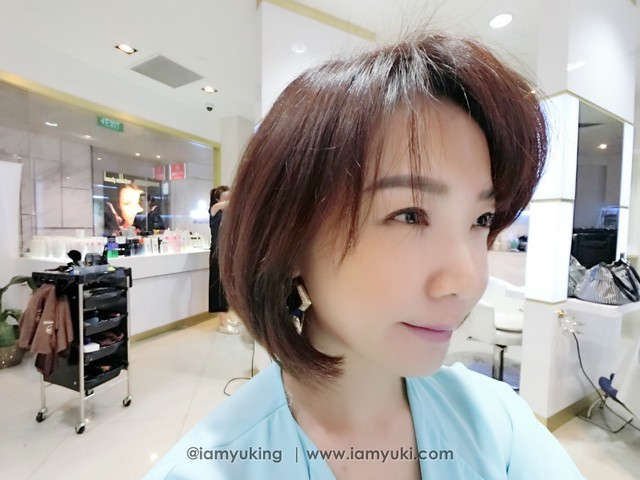 Kenjo Korean Hair Salon12Yuki Ng Hair Jun