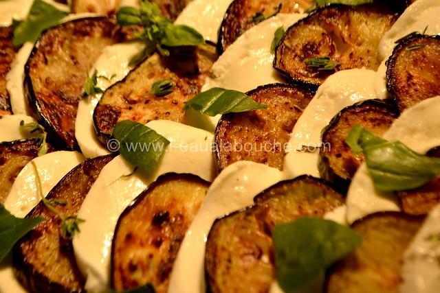 Aubergines-Mozzarella © Ana Luthi Tous droits réservés 018