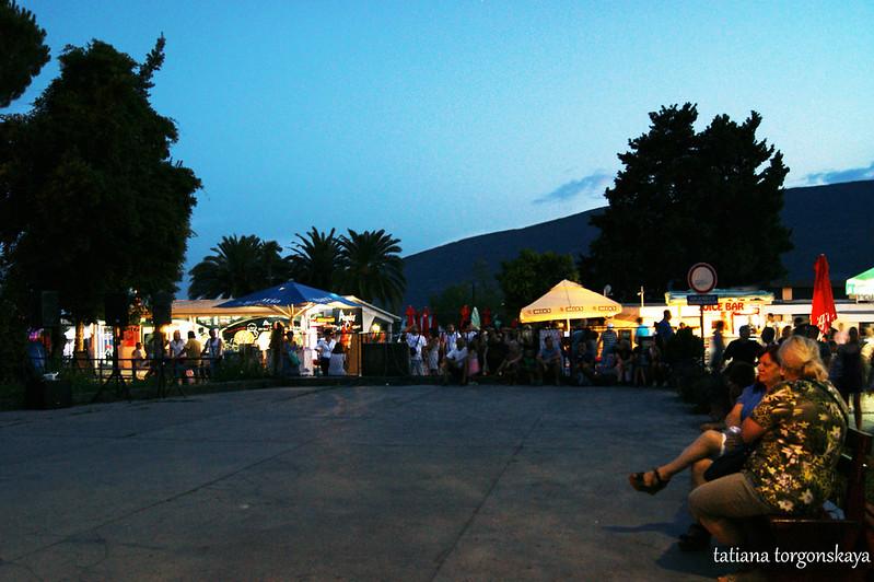 Третий фестиваль в Топле