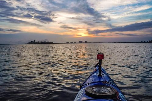 Indian River Sunrise Paddling-3