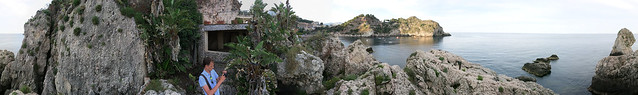 Taormina Riserva Naturale Orientata Isola Bella