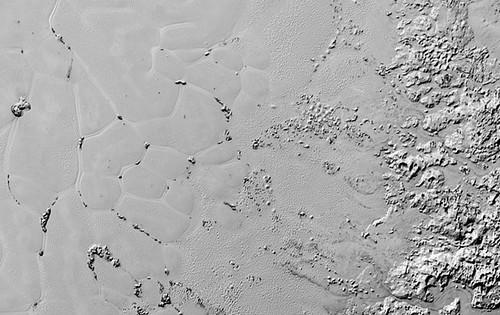 Polígonos en Plutón