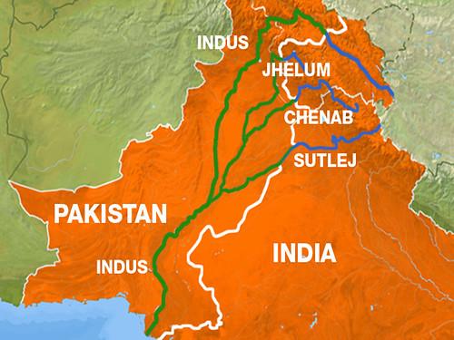 सिंधु नदी घाटी