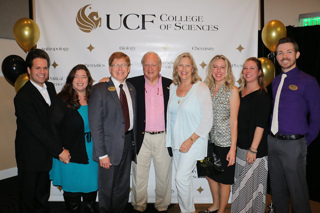 College of Sciences 2016 Scholarship Luncheon
