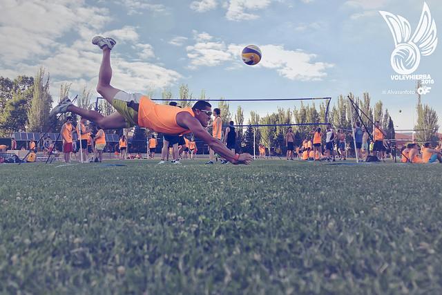 Torneo Voley-Hierba 2016
