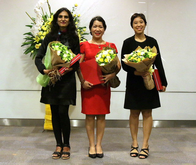 RMIT Vietnam lecturers