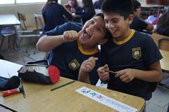 Día de la convivencia escolar 2015