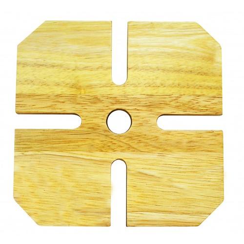 Đồ lót nồi bằng gỗ mẫu số 13