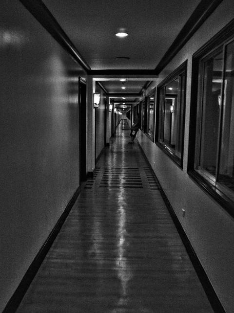 Hallway Back