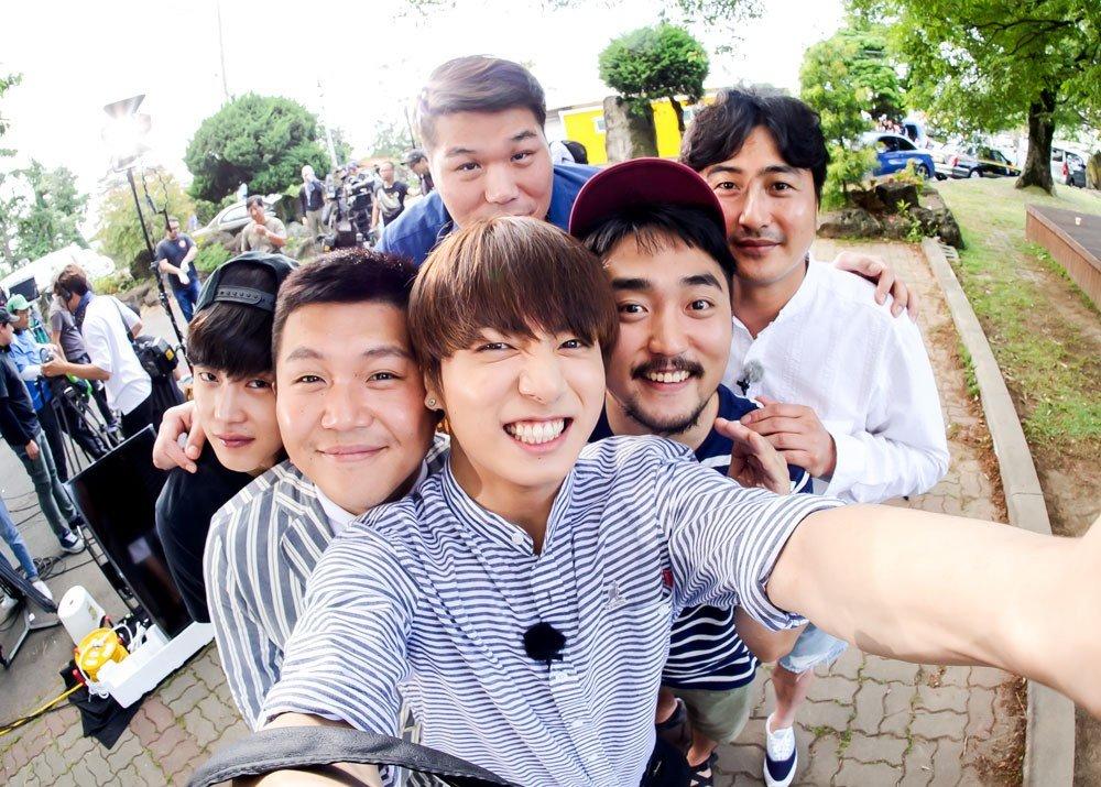 Video/Link] BTS Jungkook on Flower Crew |