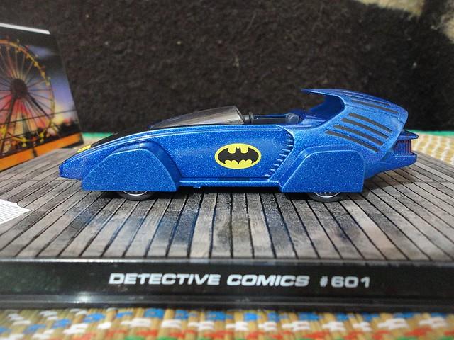 Detective Comics #601 (1989) 1/43 (Eaglemoss)