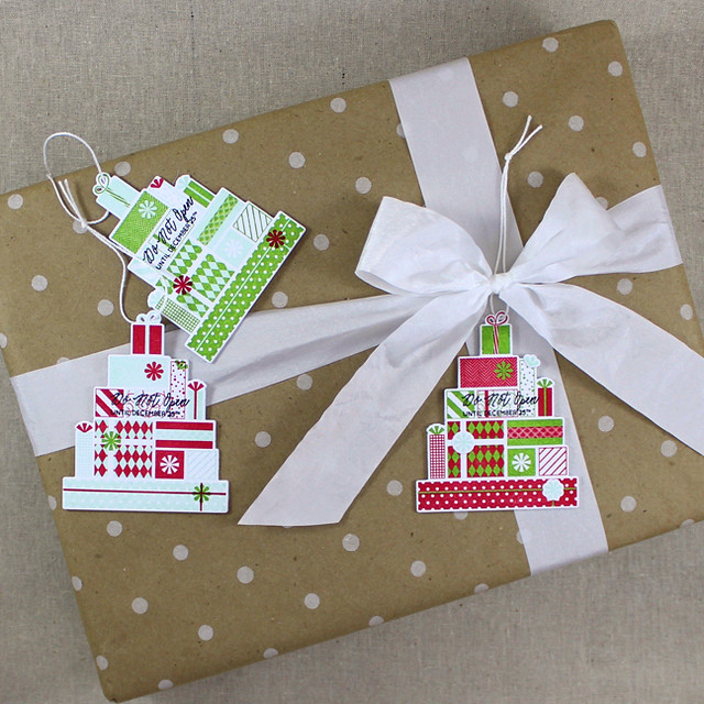 Christmas Packages Tags