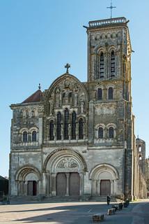 Sainte-Marie-Madeleine, Vézelay