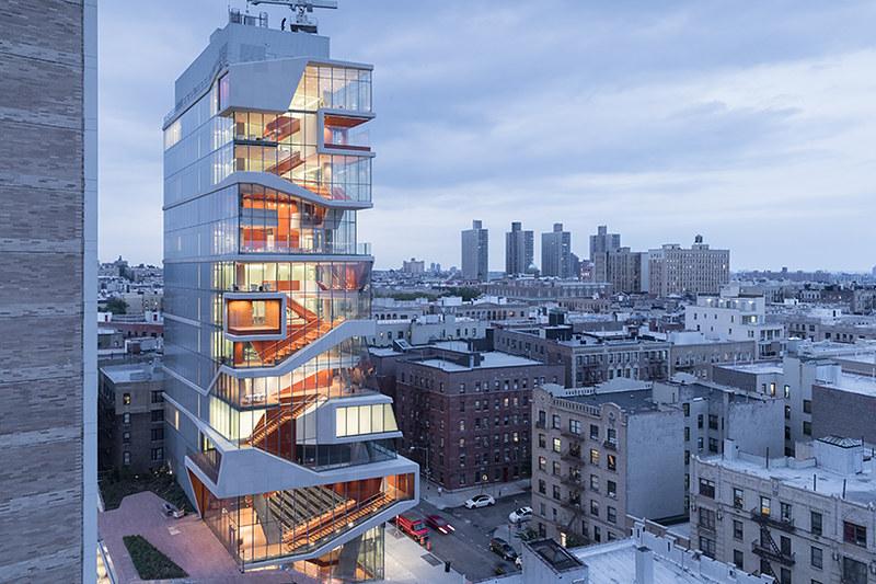 Образовательный центр Vagelos в Нью-Йорке