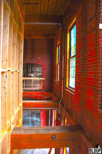 RiverBend Mill Lobby