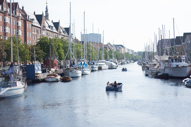 All We Need is Champagne and a Boat - Copenhagen