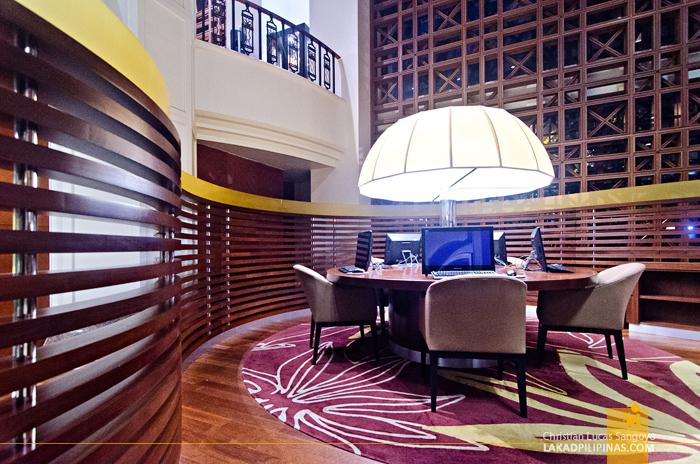 Sheraton Imperial Kuala Lumpur Workstation