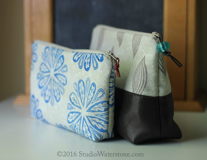Handmade Bags from Studio Waterstone