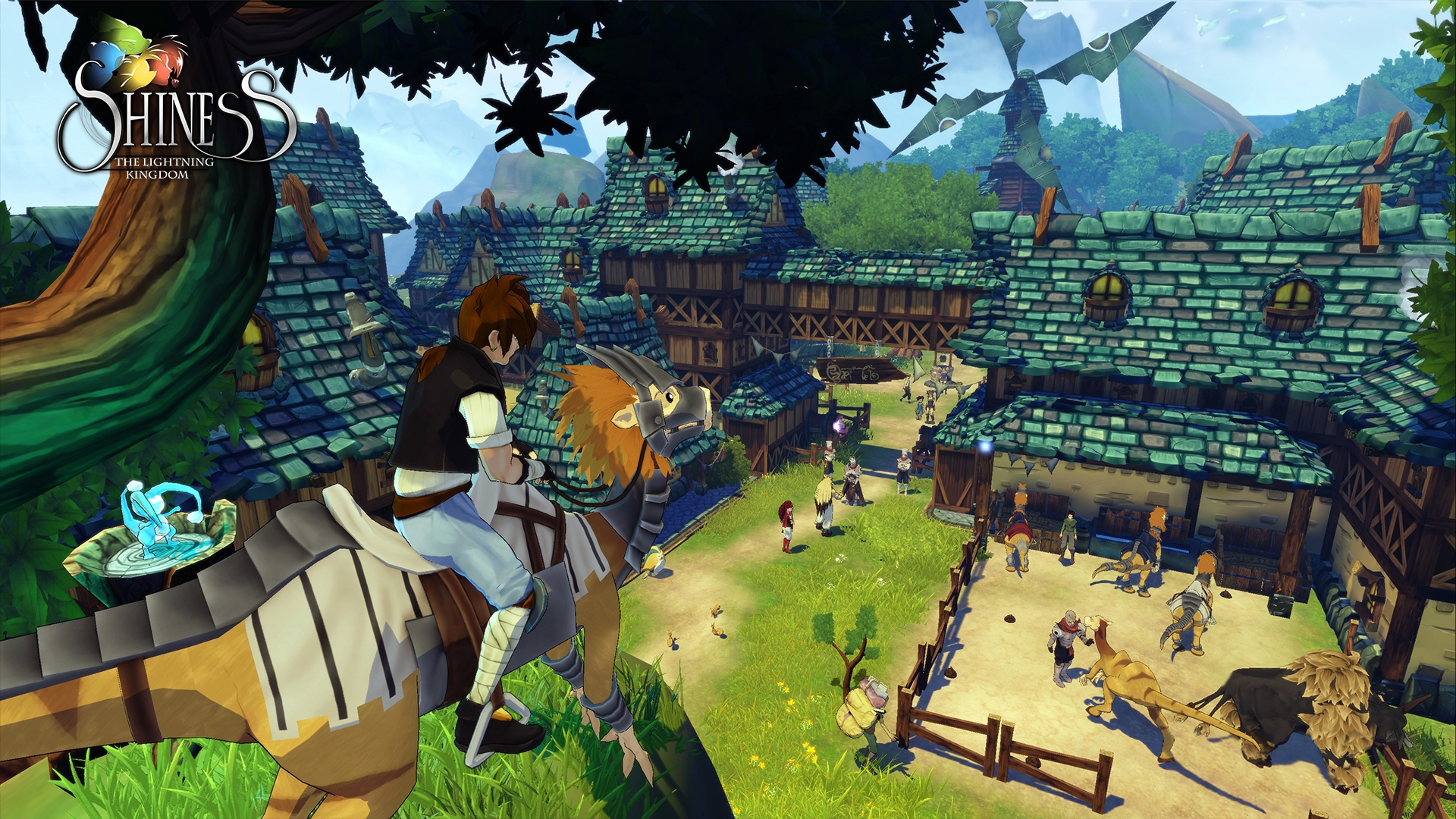 New trailer shows off PS4 action RPG Shiness: The ...