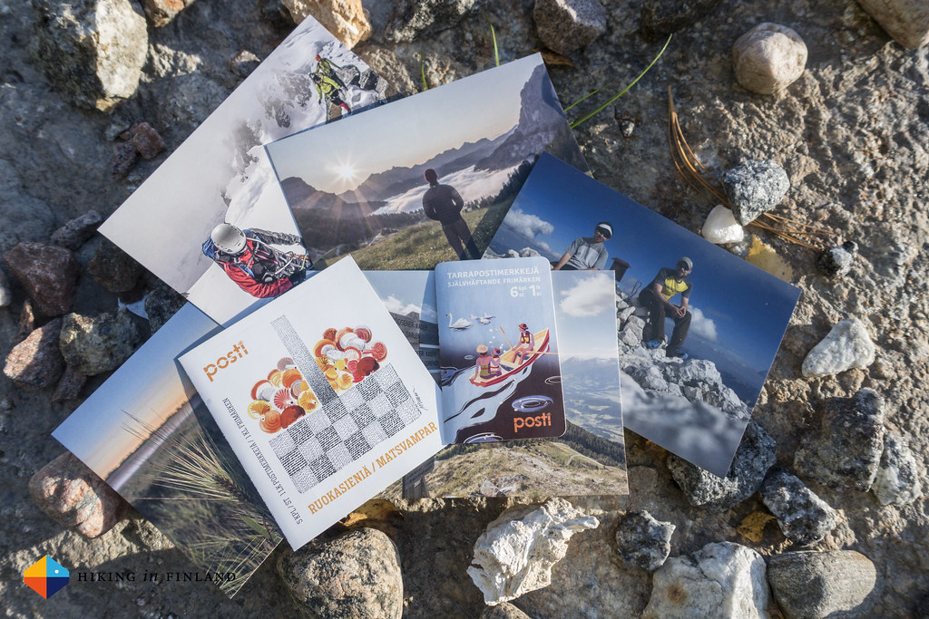 Stamps & Postcards