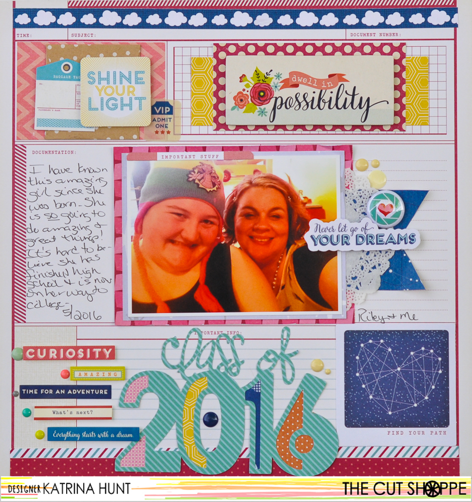Class_of_2016_Scrapbook_Layout_Shimelle_The_Cut_Shoppe_Katrina_Hunt_1000Signed-1