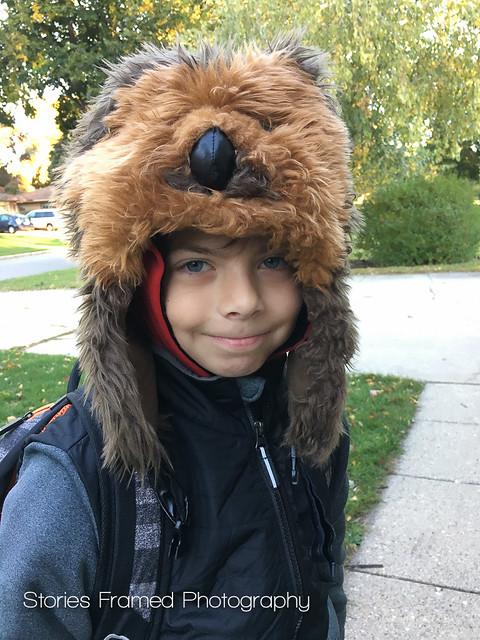 287. | chewbacca hat.