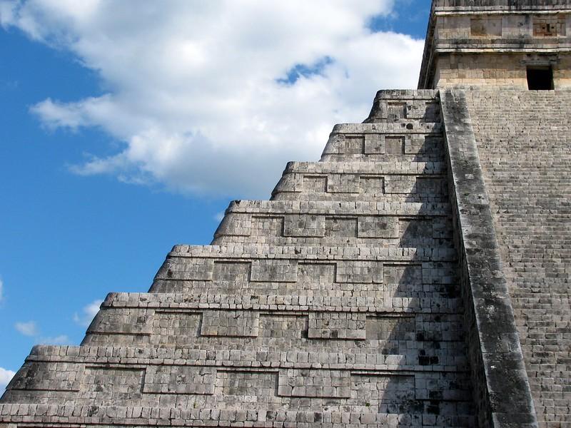 Pirámide de Kukulkán o El Castillo, Chichén Itzá