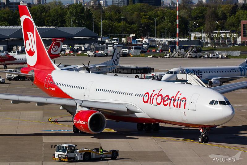 Air Berlin - A332 - D-ALPD (1)