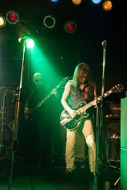 Brian Jones tribute session at Club Mission's, Tokyo, 13 Jul 2016 -00604