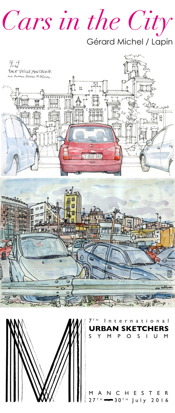 """cars in the city"" workshop"