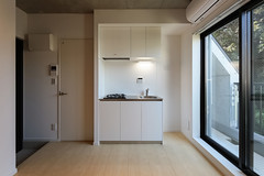 東京都渋谷区の集合住宅