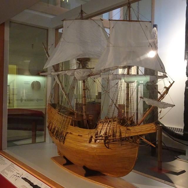 Model of the San Juan