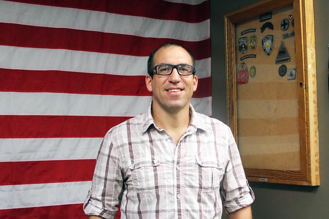 Student veteran remembers 9/11