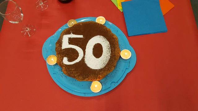 50° di Fondazione - Cena Comunitaria