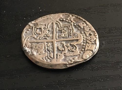 fake spanish coins