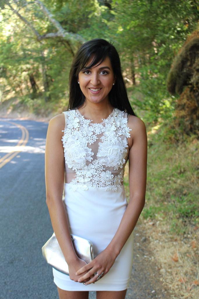 Little White Dress 3