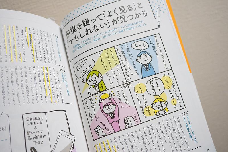 ラクガキノート術実践編-1