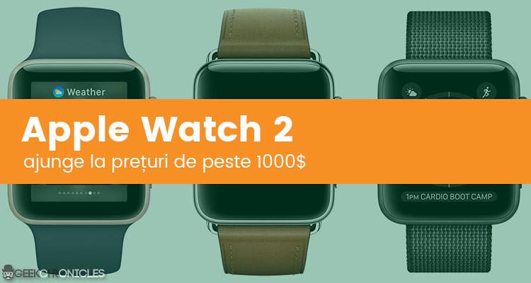 Apple Watch 2 pret, specificatii si aspect 139